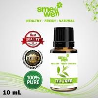 Pure Essential Oil Tea Tree Minyak Atsiri Smell Well 100% Alami Murni