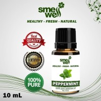 Pure Essential Oil Peppermint Minyak Mint Mentha Smell Well 100% Alami