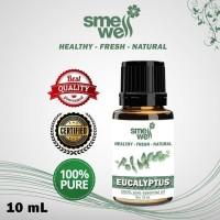 Pure Essential Oil Eucalyptus Minyak Eukaliptus Smell Well 100% Alami
