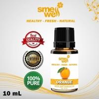 Pure Essential Oil Orange Minyak Jeruk Manis Smell Well 100% Alami