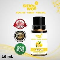 Pure Essential Oil Lemon Minyak Organik Smell Well 100% Alami Jeruk
