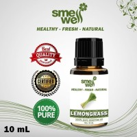 Pure Essential Oil Lemon Grass Minyak Sereh Smell Well 100% Alami