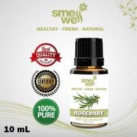 100% Pure Essential Oil Rosemary Minyak Atsiri Rosmarin Smell Well