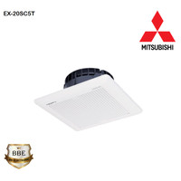 Mitsubishi EX-20SC5T 8 Ceiling-type Ventilation (Exhaust) Fan