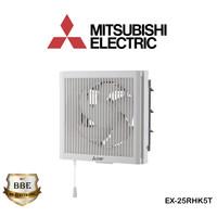 "Mitsubishi EX-25RHK5T Wall Exhaust Fan Dinding 10"""