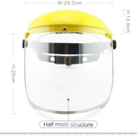 face shield APD / HELM APD / HELM SAFETY APD / pelindung wajah APD