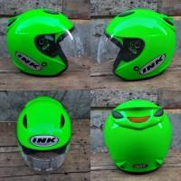 Helm INK Centro Hijau Stabilo