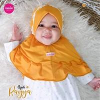 Kerudung Anak Jilbab Baby Hijab Rayya Size XS By Babyjab