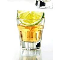Gelas Kaca Borgonovo London 42 Shot Glass Sloki Made in Italy