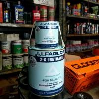 Epoxy alfaglos Pu 2k urethane 1 kg