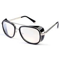 Kacamata Steampunk Iron Man - Kacamata Marvel Model Klasik Anti UV