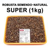 Kopi Biji Sangrai Robusta Semendo ( 1kg )