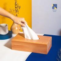 Wooden Tissue Box / Kotak Tisu Kayu / Box Tisu