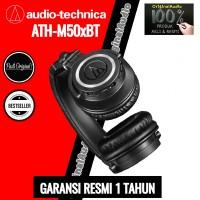 Audio Technica ATH M50XBT / ATH M50X BT Garansi Resmi 1 Tahun