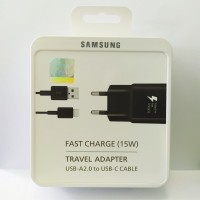 SAMSUNG Charge Type C S8 S8+ S9 S9+ Note 8 Fast Charging 15W Original