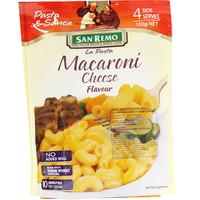 San Remo La Pasta Macaroni Cheese 120 Gr