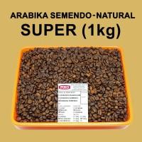 Kopi Biji Sangrai Arabika Semendo Super (1kg)