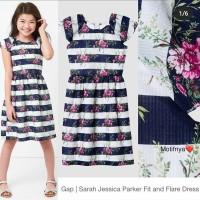 G*p x Sar*hJessica Park*r flare dress junior