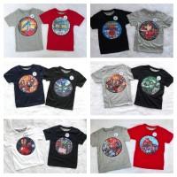 Kaos Sequin Super Hero merk Furo