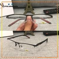 (GRATIS LENSA) Frame Kacamata Minus Pria Sport Rudy Pro RP29 HalfFrame