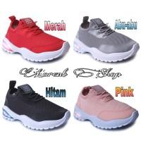 Sneakers Anak LED Import / Sepatu Sport Kids Laki-laki & Perempuan