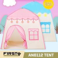 Tenda Anak Model Rumah AN8112 Tenda Bermain Princess Castle Outdoor