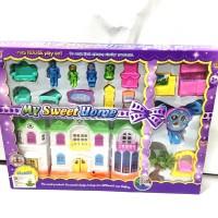 mainan anak my sweet home rumah rumahan anak 12281 ia7BB