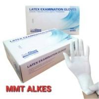 Sarung Tangan Latex Safeglove Handscoon gloves original/ sarung tangan