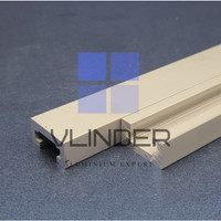 Aluminium Mini T-Track 19 mm for Miter, Router and Table Saw Jig