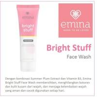 Emina Face Wash Bright Stuff 100ml