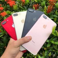 iphone second ori ex inter 7 plus 32gb Black/rosegold