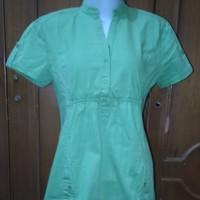 Dress Katun Premium/ Dress Midi Remaja Wanita