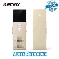REMAX HD MIC PORTABLE DIGITAL VOICE RECORDER / RP-01