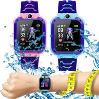 Jam Tangan Anak Imoo Q12 Waterproof GPS Camera