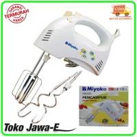 Hand Mixer Miyako HM-620 Mixer Tangan Miyako Murah Berkualitas