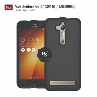 Darknight Asus Zenfone Go 5 (2016) ZB500KL Slim Case Black Matte