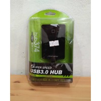 USB HUB 3.0 MUMUKSU-374 4 PORT SUPER SPEED