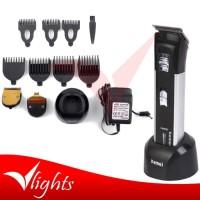 Paket Lengkap - Alat Cukur Rambut Dan Jenggot