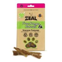 Zeal Venison Tendons - Dog Snack Cemilan Makanan Anjing Hewan