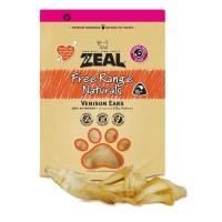 Zeal Venison Ears - Dog Snack Cemilan Makanan Anjing Hewan