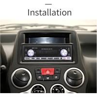 Multimedia Player ❣ Autoradio Bluetooth Car Radio FM Receiver