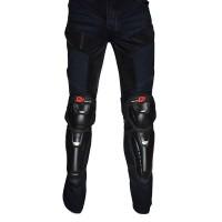 Pengendara Motor Pelindung Lutut + Sikut untuk