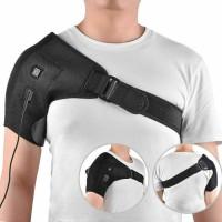 Terapi (top1) Bantalan Pemanas Bahu Heated Adjustable untuk /