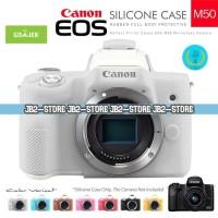 Silicone Canon EOS M50 Silikon Case / Sarung Silicon Kamera Mirrorless