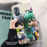 Casing Case Vivo V17 V19 V15 Pro Chibi Anime