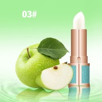 TOP1 ☞❣ Natural Fruit Honey Plant Star Lip Balm Moisturizing