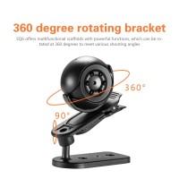 Vision + Infrared sq6 Kamera Mini Sport 1080P dengan Night