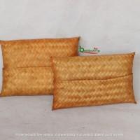 Dompet Anyam Bambu/Handmade/Dompet/Unik/Anyaman/Multifungsi