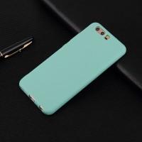 P10 ☞❣ Soft Case HP Polos dengan 6 Pilihan Warna untuk Huawei