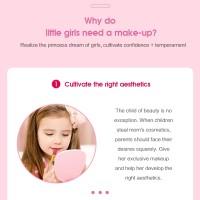 Anak Perempuan ✅ Set Mainan Simulasi Kotak Kosmetik / Makeup